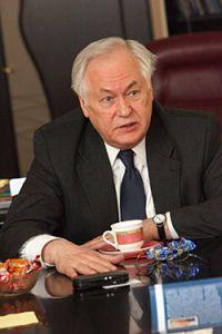 Академик Роберт Нигматулин: «Если мы сами не модернизируем систему управления, это сделают другие».Фото Сергея Приходько (НГ-фото)